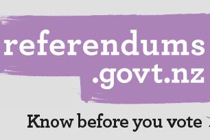 新西兰公民投票